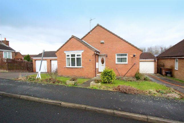 Thumbnail Detached bungalow for sale in Sandown Drive, Newton Aycliffe