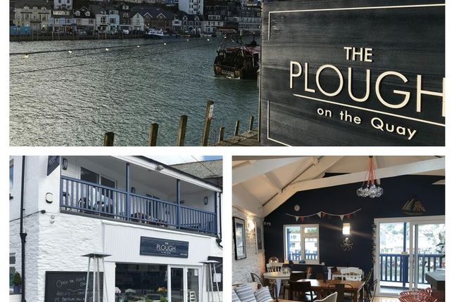 Restaurant/cafe for sale in The Quay, East Looe, Looe