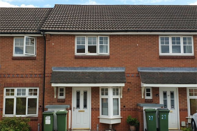 Thumbnail Terraced house to rent in Packhorse Drive, Enderby, Leicester