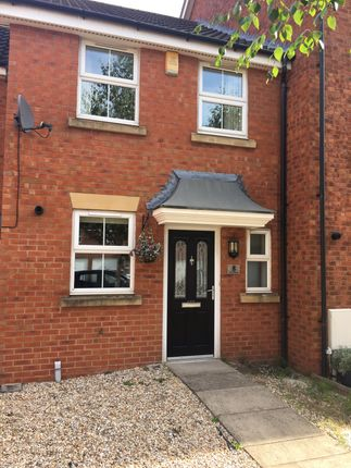 Thumbnail Town house to rent in High Oakham Close, Sutton-In-Ashfield