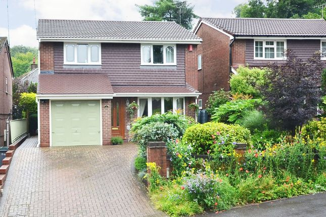 Thumbnail Detached house for sale in Roseacre Grove, Lightwood