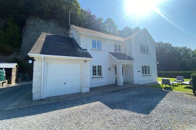 Thumbnail Land for sale in Pontceri, Cwm Cou, Newcastle Emlyn