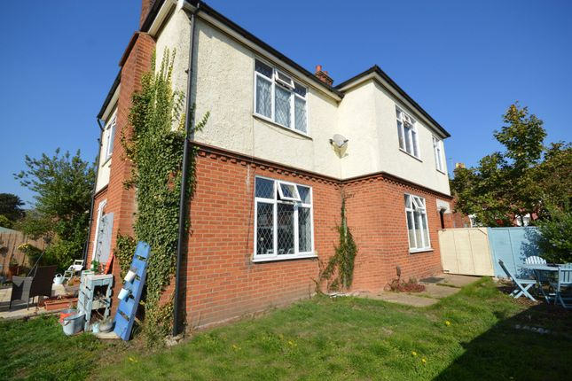 Thumbnail Detached house for sale in Pownall Crescent, Colchester