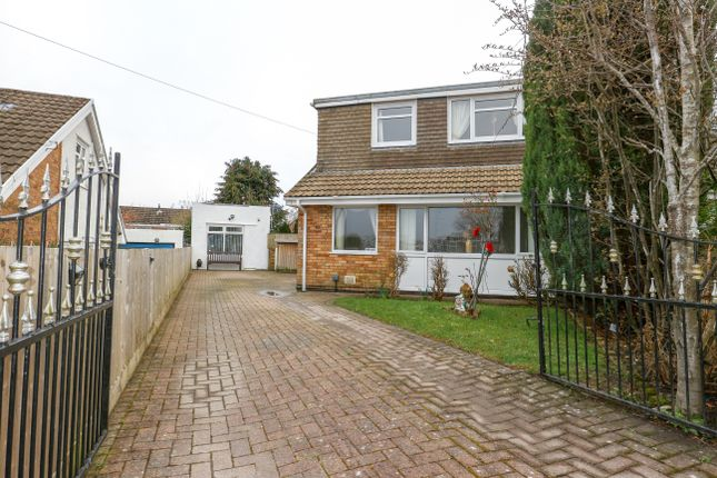 Thumbnail Semi-detached house for sale in St Davids Close, Heolgerrig, Merthyr Tydfil