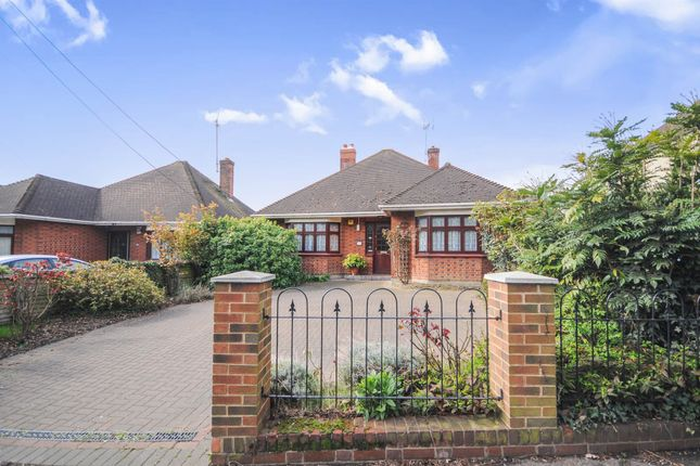 Thumbnail Detached bungalow for sale in Sandford Road, Chelmsford