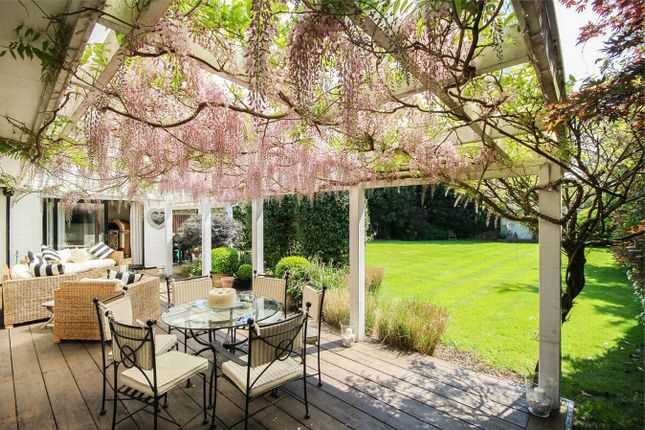Thumbnail Detached house for sale in The Ridge, Purley