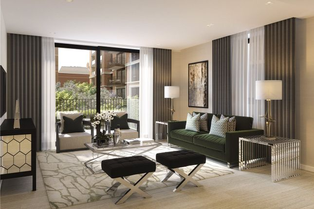 Flat for sale in Garrett Mansions, West End Gate, Newcastle Place, London
