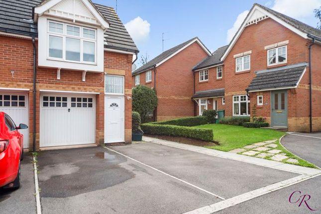 Thumbnail Terraced house for sale in Pennington Court, Cheltenham