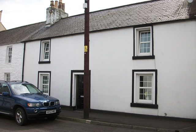 3 bed terraced house for sale in Main Street Kirkcolm, Stranraer