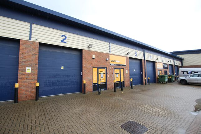 Thumbnail Industrial to let in Helix Business Park, Camberley