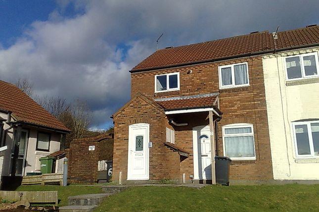 Thumbnail Flat to rent in Twmbarlwm Close, Risca, Newport