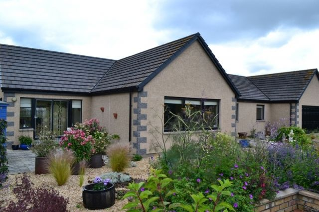 Thumbnail Bungalow for sale in Rowanmill, Broom Of Moy, Forres