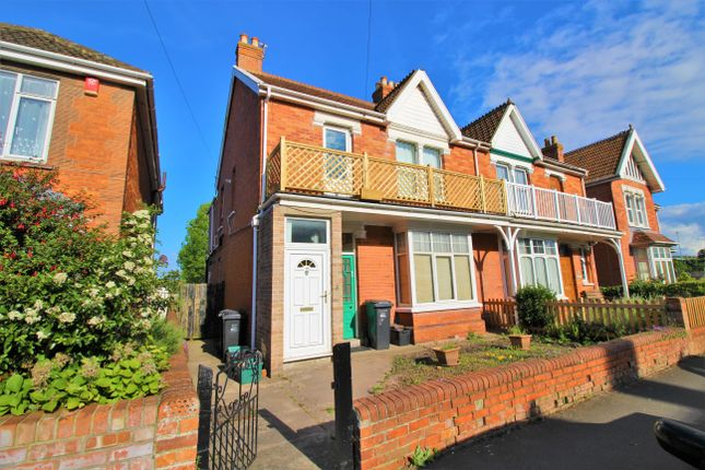 Thumbnail Maisonette for sale in Kingsway Road, Burnham-On-Sea