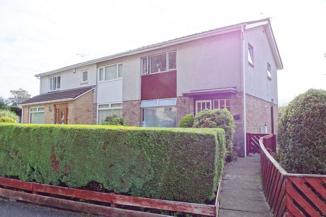 Thumbnail Semi-detached house for sale in Torry Drive, Alva