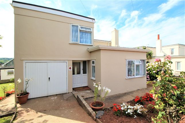 Thumbnail Detached bungalow for sale in Oyster Bend, Paignton