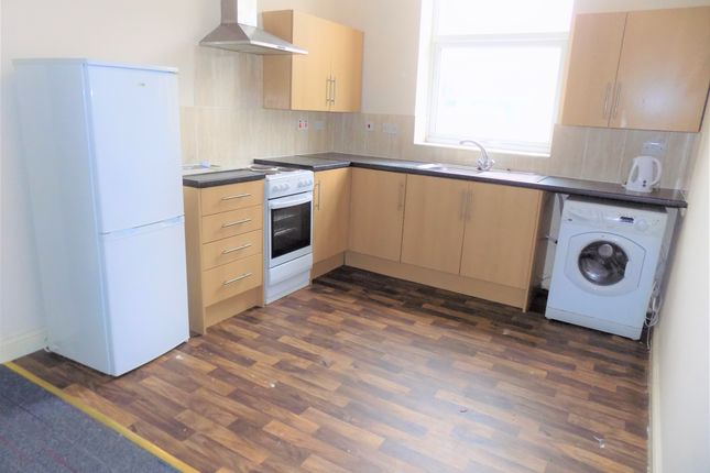 Thumbnail Flat to rent in Rochdale Road, Blackley, Manchester