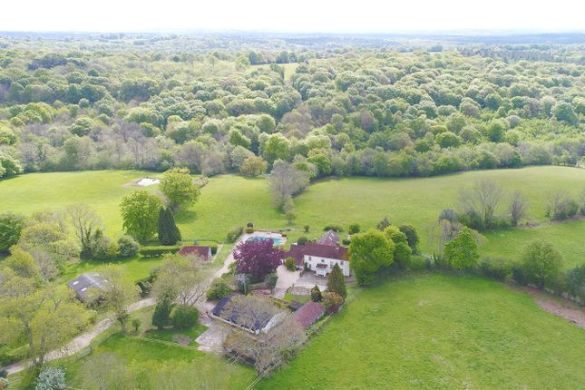 Thumbnail Detached house for sale in Nutley, Uckfield, East Sussex