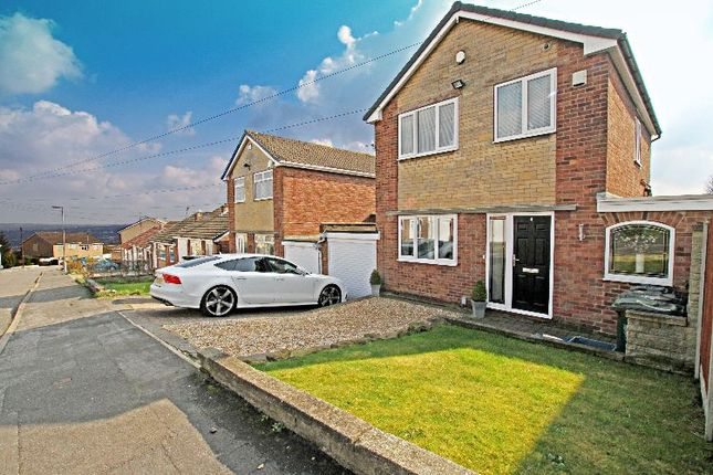 Thumbnail Detached house for sale in Manor Approach, Kimberworth, Rotherham