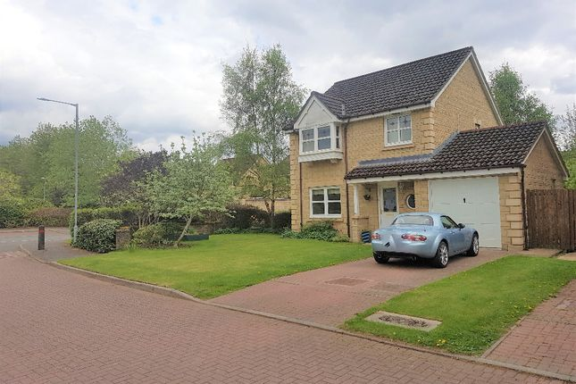 Thumbnail Detached house to rent in Whitehaugh Park, Peebles, Scottish Borders
