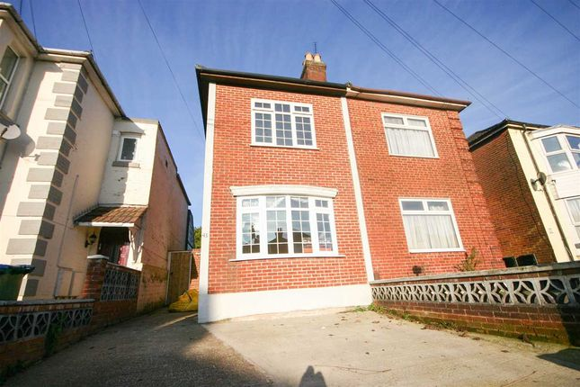 Semi-detached house for sale in Waterloo Road, Southampton