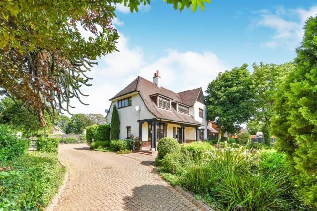 Thumbnail Detached house for sale in Kings Lynn, Norfolk, Mkk