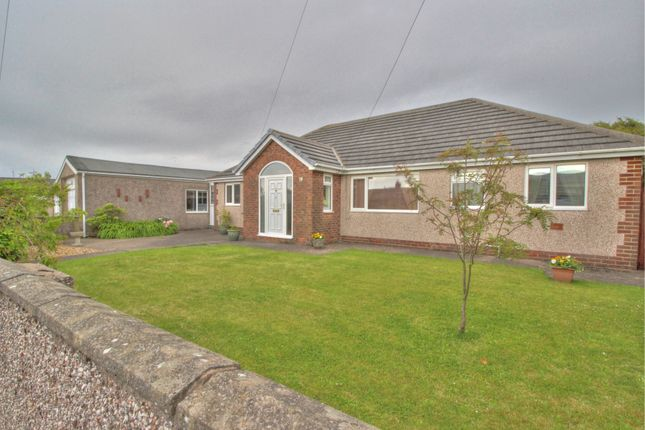 Thumbnail Bungalow for sale in Thwaiteville, Whitehaven