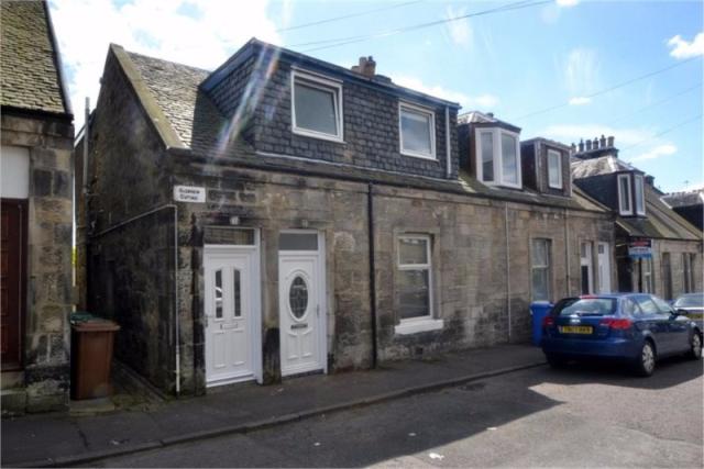 Thumbnail Flat to rent in Castleblair Park, Dunfermline, Fife, 9Dw