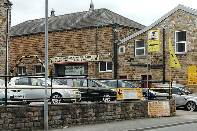 Retail premises for sale in Bradford Road, Batley
