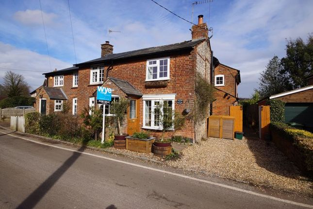 Thumbnail Semi-detached house for sale in Oxford Street, Lee Common