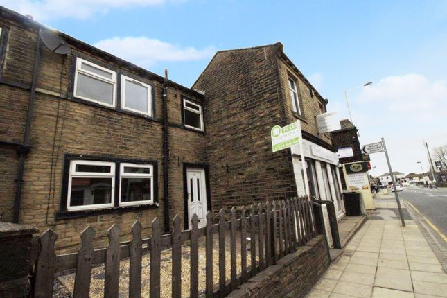 Thumbnail Terraced house to rent in High Street, Wibsey, Bradford