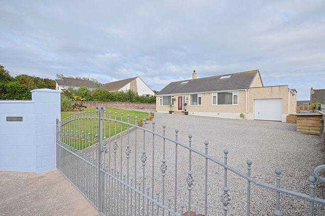 Thumbnail Detached bungalow for sale in Ehen Road, Thornhill, Egremont