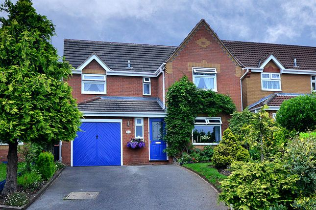 Thumbnail Detached house for sale in Grendon Way, Sutton-In-Ashfield