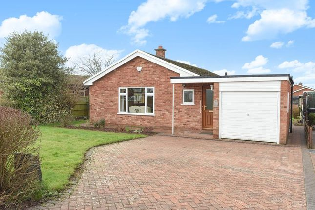Thumbnail Detached bungalow for sale in Bodenham, Herefordshire