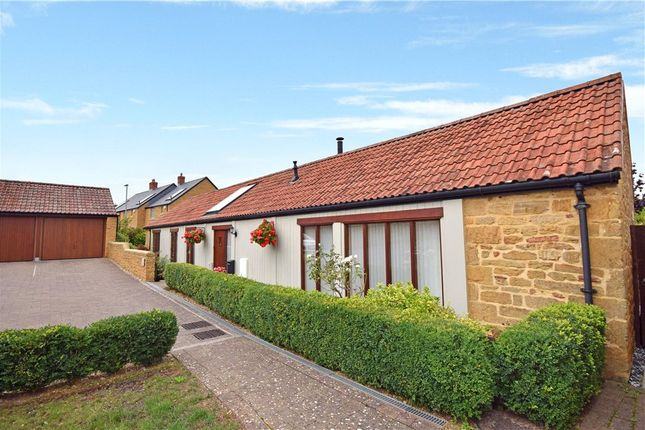Thumbnail Bungalow for sale in Middle Street, Bower Hinton, Martock, Somerset