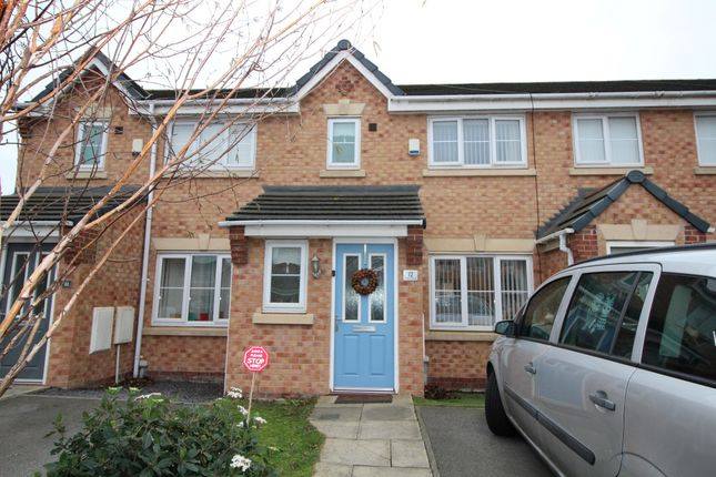 3 bed terraced house to rent in Plymouth Close, Cressington L19