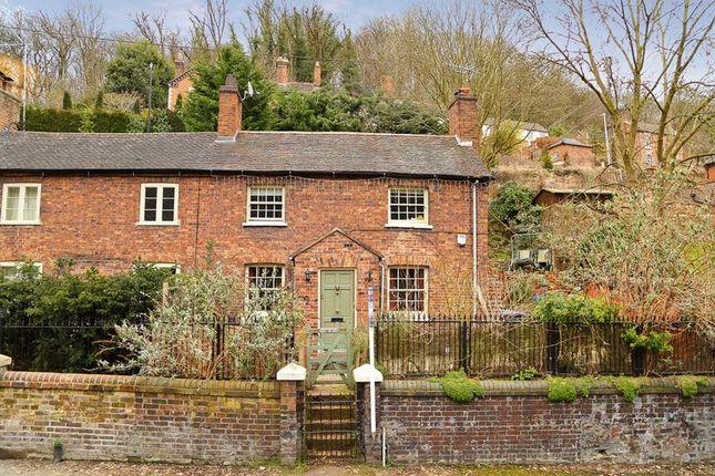Thumbnail Terraced house for sale in Wellington Road, Coalbrookdale, Telford