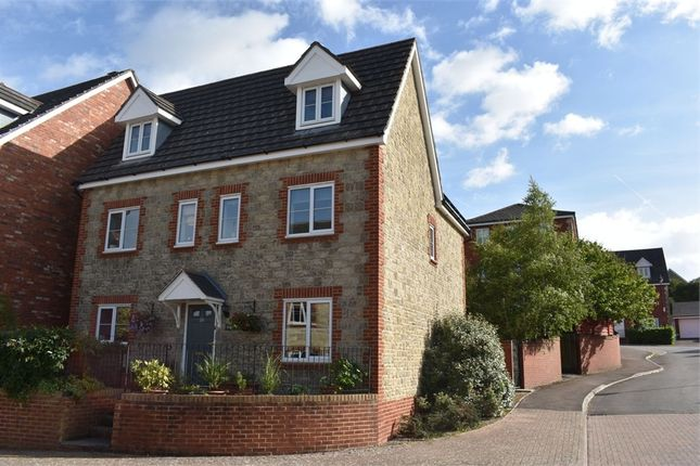 Thumbnail Detached house for sale in Woolpitch Wood, Chepstow