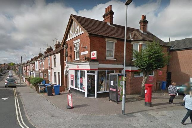 Thumbnail Retail premises for sale in Surbiton Road, Ipswich