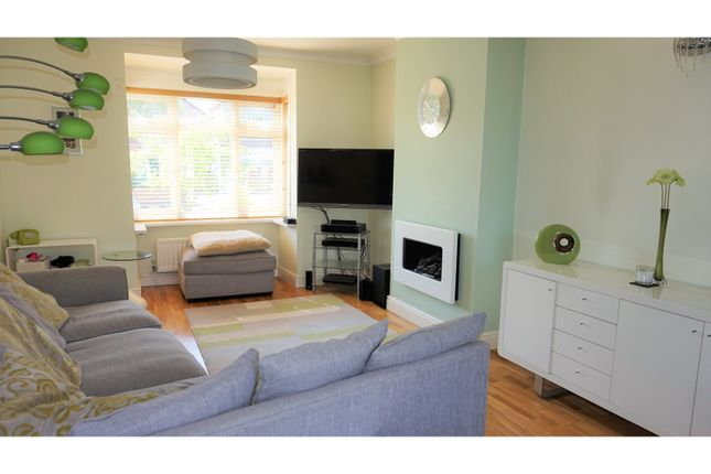 Thumbnail Semi-detached house for sale in Aberdare Avenue, Portsmouth