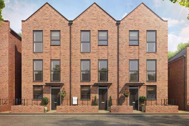 """Thumbnail End terrace house for sale in """"Frodsham"""" at Speke Hall Avenue, Speke, Liverpool"""