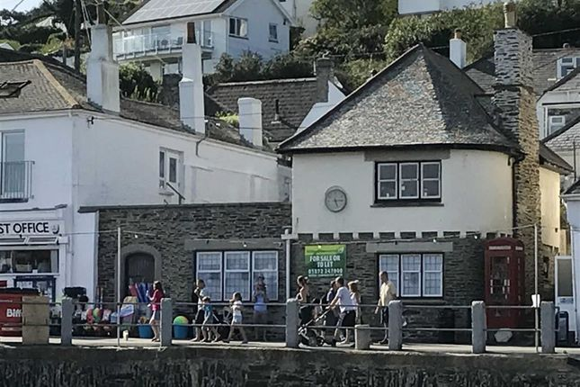 Thumbnail Restaurant/cafe to let in 3, The Quay, St Mawes, Cornwall