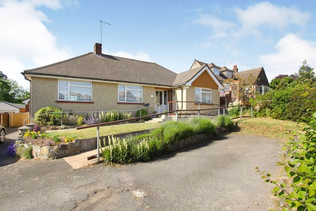 Detached bungalow for sale in Yallands Hill, Monkton Heathfield, Taunton