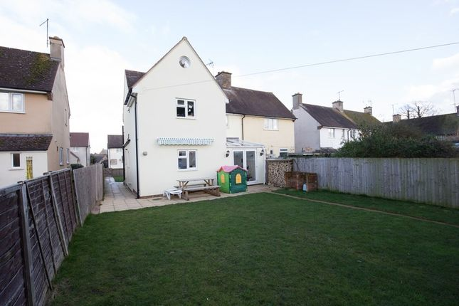 Thumbnail Semi-detached house for sale in Barnmeadow Road, Winchcombe, Cheltenham, Gloucestershire