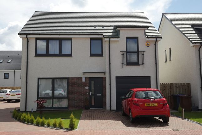 Thumbnail Detached house for sale in Crofton Square, Renfrew