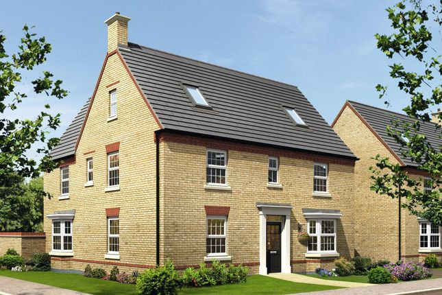 "Thumbnail Detached house for sale in ""Moorecroft"" at St. Brides Road, Wick, Cowbridge"