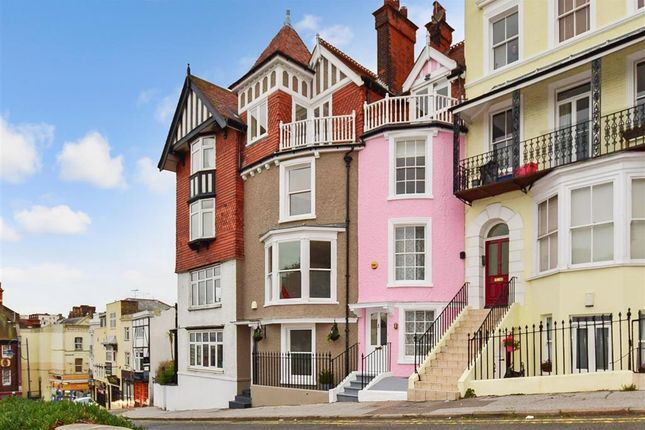 Thumbnail Terraced house for sale in Albion Hill, Ramsgate, Kent
