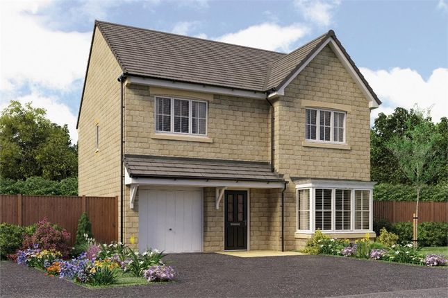 "Thumbnail Detached house for sale in ""Crompton"" at Apperley Road, Apperley Bridge, Bradford"