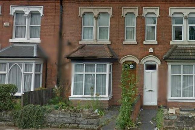 Thumbnail Detached house to rent in 16 Bournbrook Road, Selly Oak, Birmingham