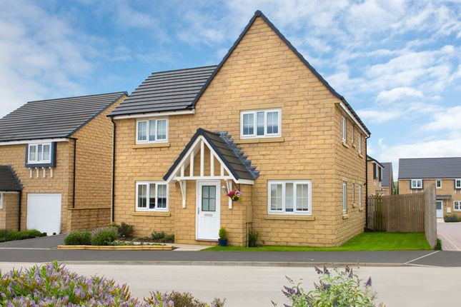 "Thumbnail Detached house for sale in ""Lincoln"" at North Dean Avenue, Keighley"