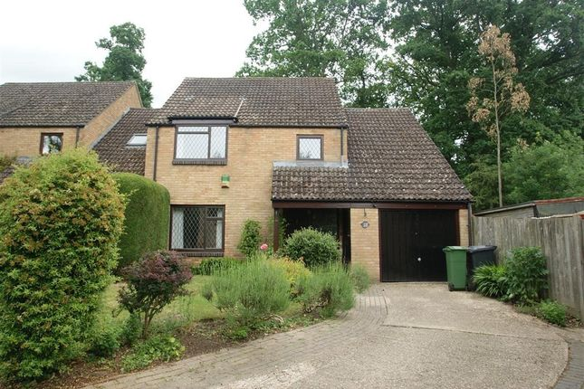 Thumbnail Detached house to rent in Lynch Hill Park, Whitchurch
